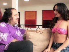 Ron Jeremy might be an old...
