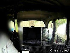 Fake taxi driver gives anal...